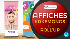 Je crée votre affiche ou kakémono professionnel