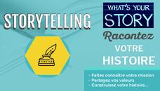 Storytelling : Je raconte votre histoire