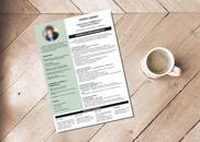 Je crée votre un CV original & professionnel
