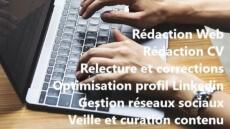 Je rédige votre texte, article, contenu web