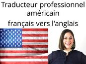Je traduis vos documents français vers l'anglais