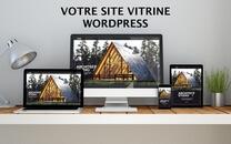 Je crée votre site vitrine sur mesure | Wordpress