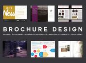Je vais concevoir votre brochure/catalogue/flyer
