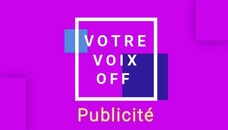 J'enregistre la Voix Off de votre Publicité en 24h