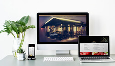 Je crée votre site web responsive & sur mesure
