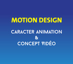 Animation - Motion design / 1min
