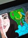 j'illustre vos personnages façon BD ou cartoon