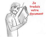 Je traduis votre document !
