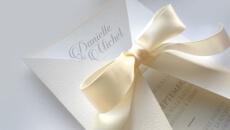 Votre faire-part de Mariage - Design Élégant