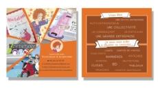 Je conçois vos événements sur flyers et/ou affiches !