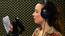 J'enregistre votre Voix-Off studio professionnel