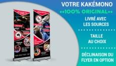 Votre Kakémono 100% original