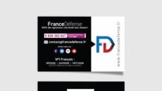 Une carte de visite design et professionnelle !
