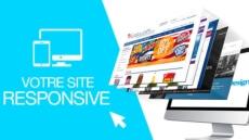 Votre site web responsive sur mesure