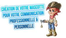 Votre Mascotte pour votre communication