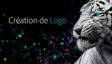 Je crée votre logo moderne et de qualité pro