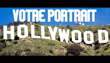 VOTRE PORTRAIT HOLLYWOOD!!!