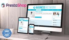 Je crée votre site web RESPONSIVE E-commerce PRESTASHOP + SEO