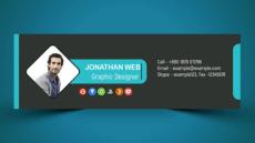 Je crée votre signature HTML E-mail Responsive