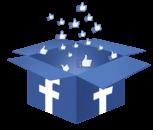 J'augmente votre notoriété sur Facebook