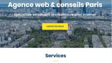 Je vous crée un site vitrine design responsive