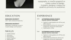 Un CV et une lettre de motivation personnalisés