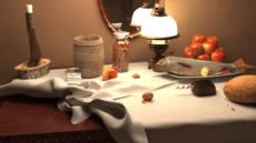 Création 3D et Rendu compositing
