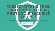 Je sécurise votre site internet