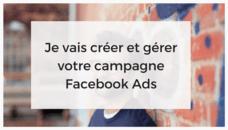 Je réalise votre campagne Facebook Ads efficace et rentable