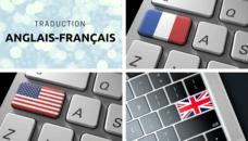 Je réalise vos traductions professionnelles Français/Anglais