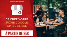 Je crée votre fiche Google my Business