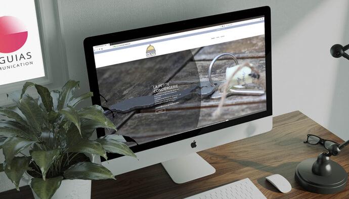 Je crée votre site vitrine + SEO (référencement)