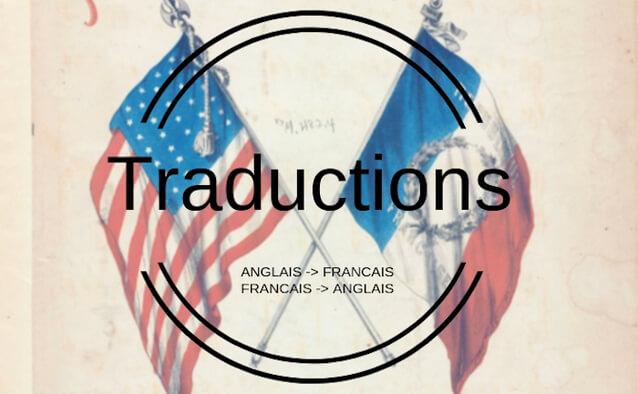 Je traduis vos textes FR-EN ou FR-EN en 48h