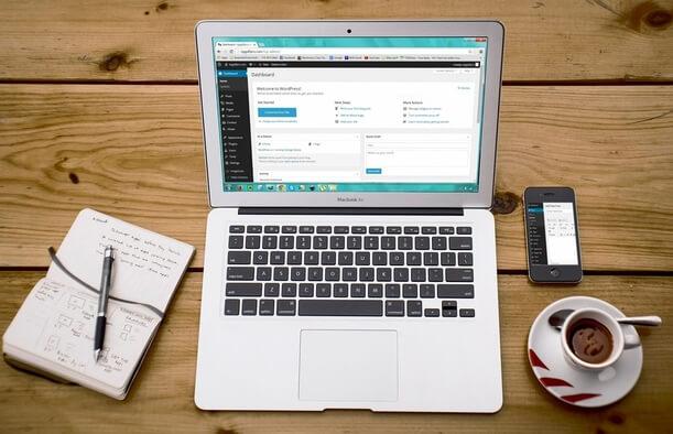 Je crée votre site internet pro avec WordPress
