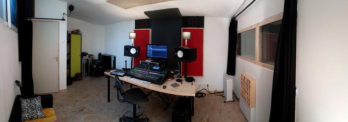 Enregistrement-Mixage-Mastering