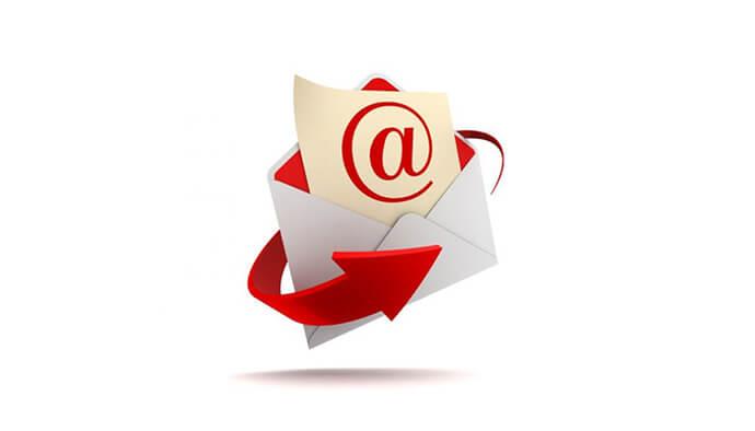 Pour contacter vos clients, je crée vos pubs Email