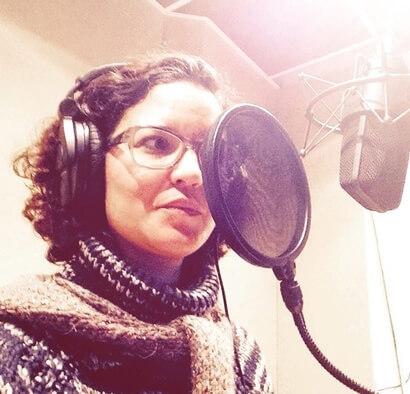 AUDIOLIVRE : Voix d'enfants, ados et personnages