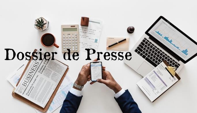Je crée & rédige votre dossier de presse
