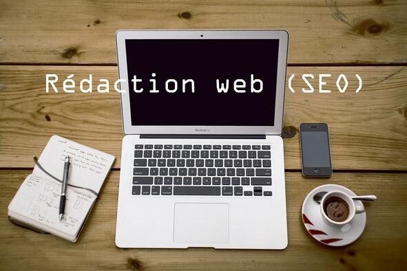 Je rédige vos contenus web optimisés SEO