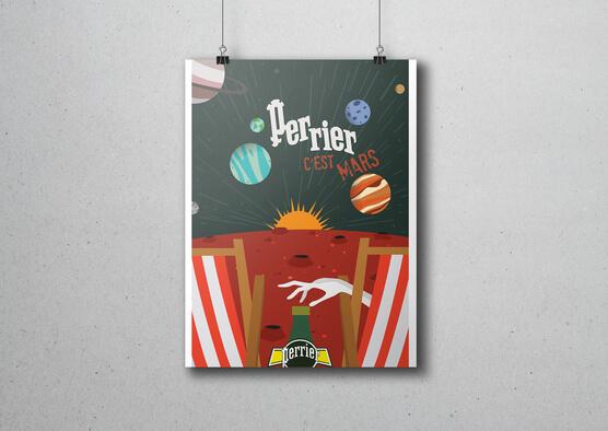 Je crée votre affiche/flyer/plaquette sur-mesure