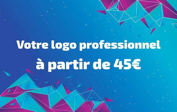 Je crée votre logo pro !