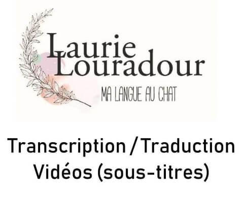 Vos transcriptions/Traductions vidéos (soustitres)