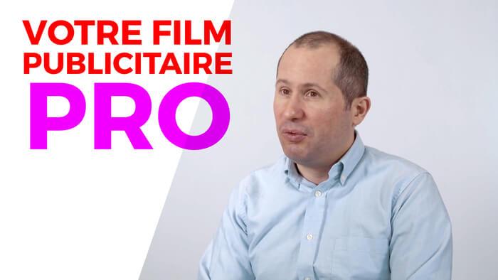 Je monte un film Pro à partir de vos rushs