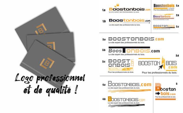 Votre logo professionnel et de qualité.