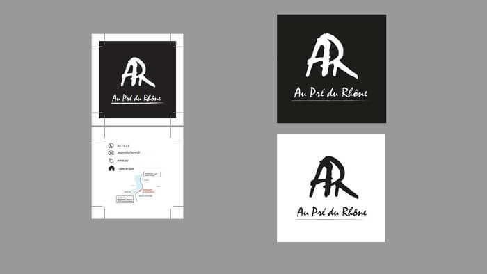 Votre logo et identité visuelle à votre image !