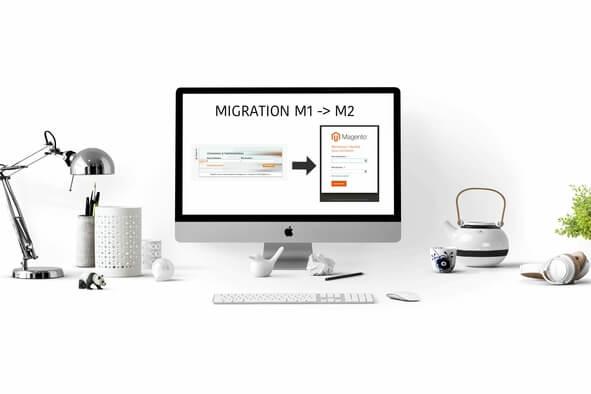 Je migre votre site Magento 1 sous Magento 2