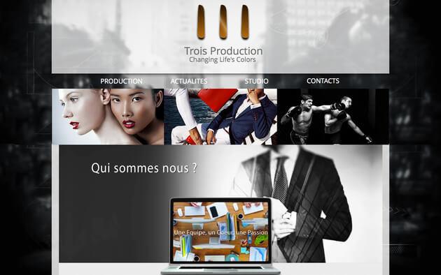 Je crée votre Site/Boutique Web en Responsive Design