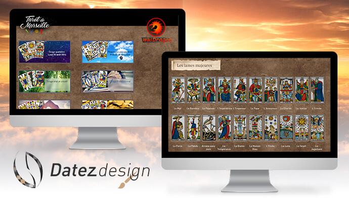 Votre site web stylisé