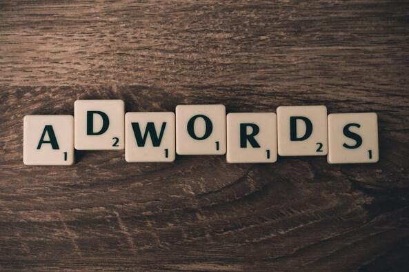 Création d'une campagne Adwords