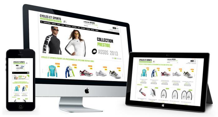 Je crée votre boutique en ligne